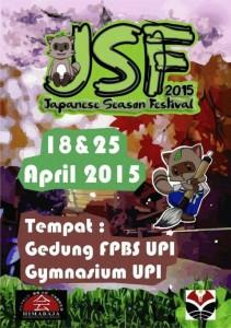 Poster Japan Season Festival 2015